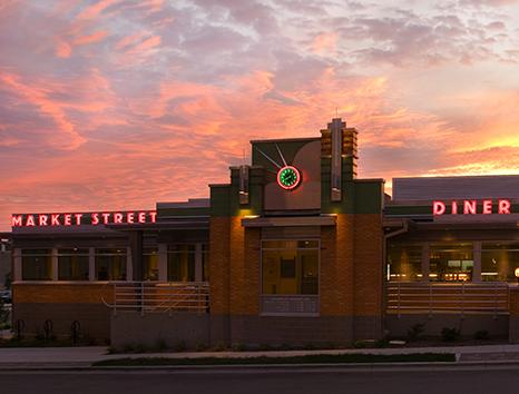 Market Street Diner Image