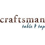 Craftsman Table and Tap Logo