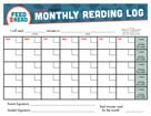Feed the Read Color Calendar